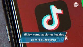 TikTok pidió a un juez estadounidense suspender la orden de prohibición en su contra del gobierno de Trump a partir del domingo
