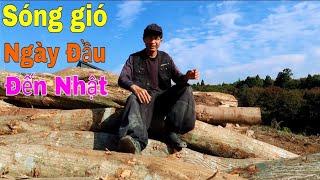 Sóng Gió Ngày Đầu Đến Nhật Bản || cuộc sống nhật || san vlog