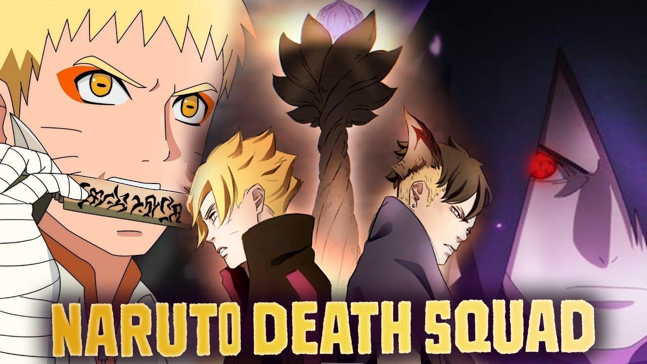 Naruto & Sasuke DEATH SQUAD Assembled - Why Kawaki Betrays Boruto & Amado is Otsutsuki? Boruto Ch 59