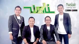Wali - Puaskah (Official Video Lyrics) #lirik