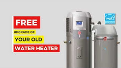 Hot Water Tank Rental Ontario - FREE Installation