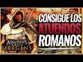 Assassin's Creed Origins   Cómo Conseguir los ATUENDOS ROMANOS (Venator, Marinus, Legionario)