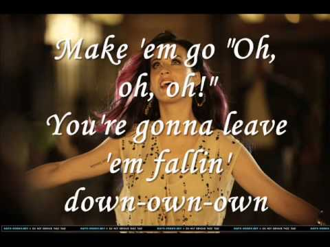 Katy Perry - Firework With Lyrics HQ