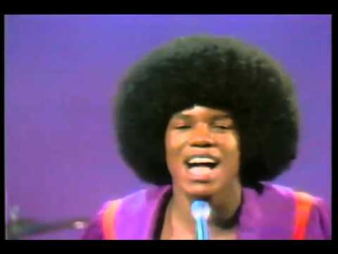 The Jackson 5 & Jermaine Jackson performing on Soultrain 1972