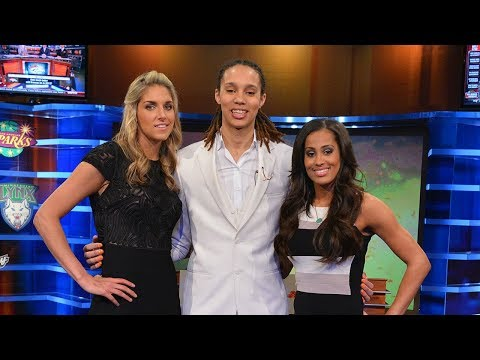WNBA Stars Reflect on Memories From Draft Night