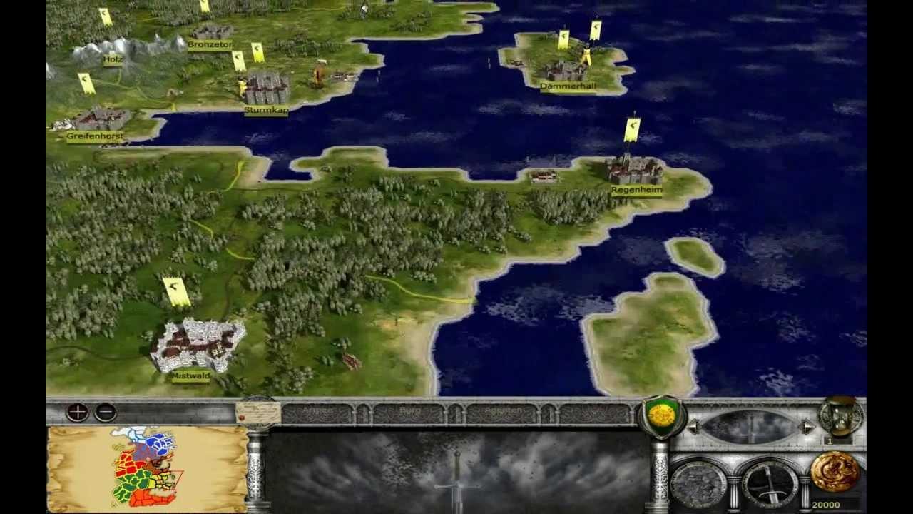 Westeros: Total War ~ Dunkle Schwingen - YouTube  Westeros: Total...