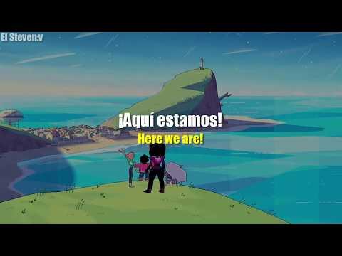 Happily Ever After (lyrics/sub esp) - Steven Universe The Movie