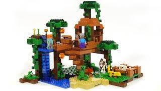 конструктор Bela The Jungle Tree House 10471 обзор