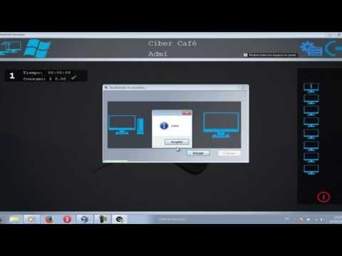 CyberUnit Control de ciber - Lord Oz Software