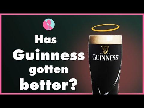 Has Guinness Gotten Better?   Guinness Irish Stout Review