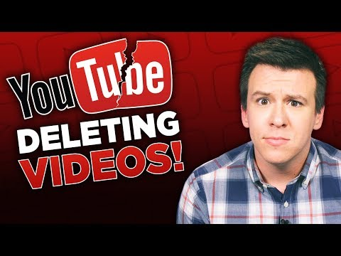 Youtube Caught Deleting Videos, Why Its a Problem, and Disturbing Videos Expose Abuse