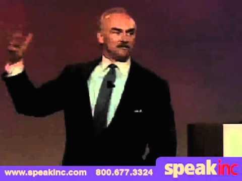 Keynote Speaker: Rocky Bleier • Presented by SPEAK Inc.