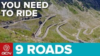 9 Incredible Roads You Need To Ride