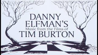 Danny Elfman, Palais des Congrès, Paris. Part 07 - Corpse Bride  (Les Noces Funèbres)