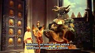 Atlantis, the Lost Continent (1961). Trailer. Subtitulado al español.