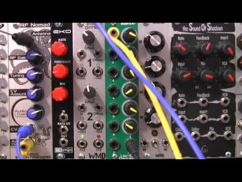 Modular Wild Presents SOUNDS-Evaton Technologies RF Nomad