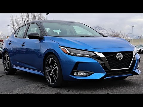 2021 Nissan Sentra SR: Is The New Sentra As Good As The Commercials Suggest???