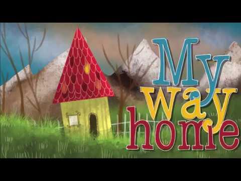My Way Home   Personalised children's book   Gold Coast, Australia