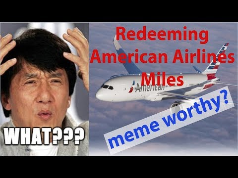 Guide To Redeeming American Airlines Miles