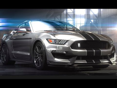 Shelby GT350 Mustang 2016 First Commercial Ford Mustang ...