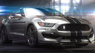 Shelby GT350 Mustang 2016 First Commercial Ford Mustang Shelby GT350 CARJAM TV 4K 2015