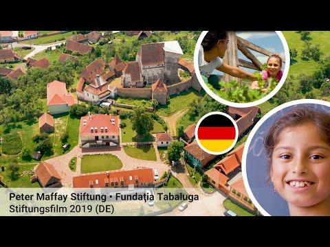 Peter Maffay Stiftung • Fundaţia Tabaluga: Stiftungsfilm 2019 (DE)