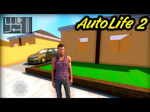 SAIU! Atualização do Auto Life 2 Novo Jogo de Vida Real Para Android!