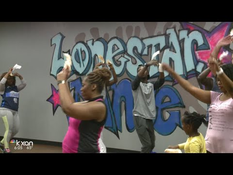 Western African dance class takes off in area's most-diverse suburb