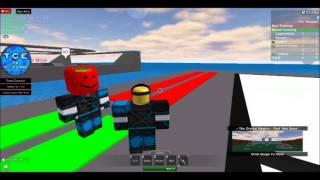 Roblox | T.C.E. Funny Training