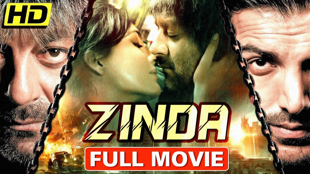 Download ZINDA Full Movie | Sanjay Dutt | John Abraham | Latest Hindi Action Full Movie|Hindi Thriller  Movie