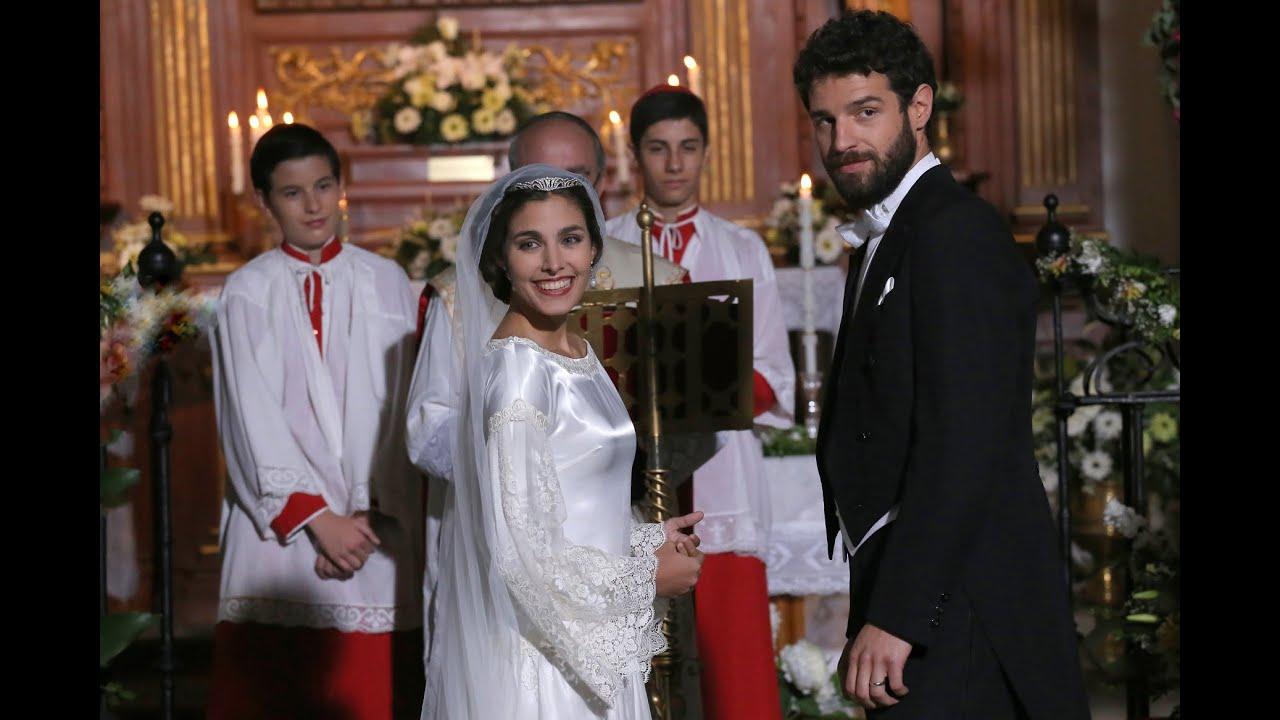EL SECRETO DE PUENTE VIEJO C958 - Bosco y Amalia se casan