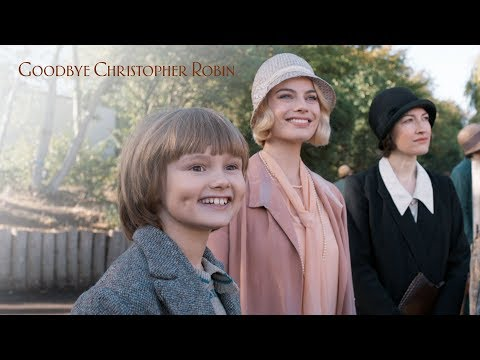 GOODBYE CHRISTOPHER ROBIN I Extended Preview ft. Margot Robbie | FOX Searchlight