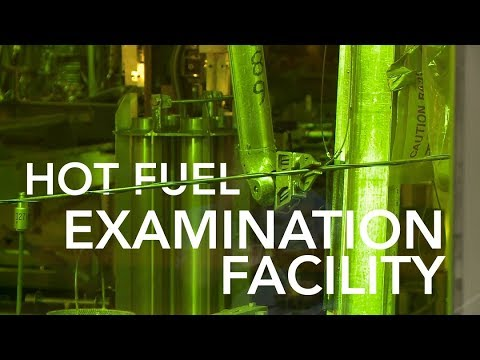 Hot Fuel Examination Facility at Idaho National Laboratory