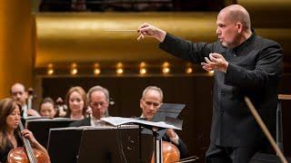 """Jaap van Zweden Conducts Wagner's """"Die Walküre"""" (Act I)"""