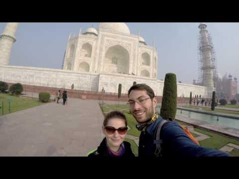 Rajasthan (Delhi, Jaipur, Jodhpur, Taj Mahal, Varanasi) GoPro Travel video
