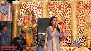 KRISHNA TERI MURLI TE 🔴 ANJUSHA SHARMA 🔴 NEW LIVE at BILGA (Jalandhar) JAGRAN - 2017 🔴 FULL HD🔴