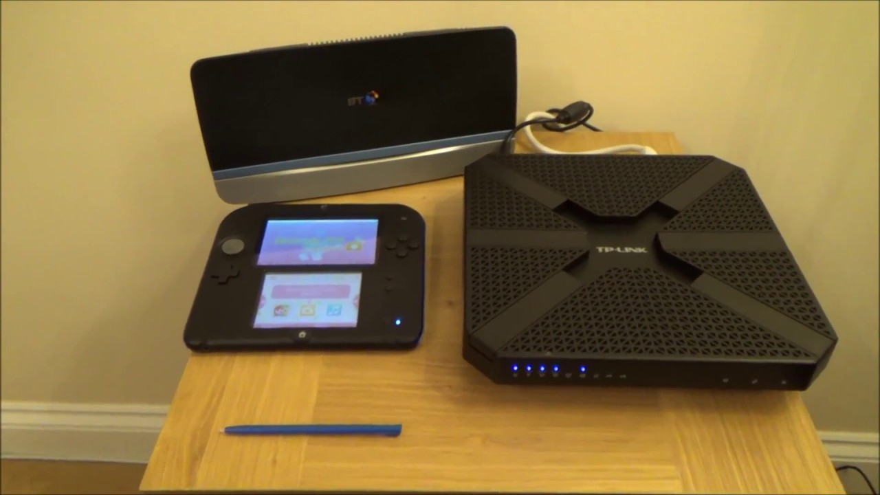 How To Connect The Nintendo 2ds To Wi Fi Internet For Beginners Youtube