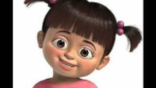Boo - Mike Wazowski :D