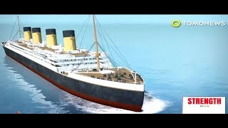 Titanic 2 Will Cross the Ocean Soon, You Can Get Aboard Video