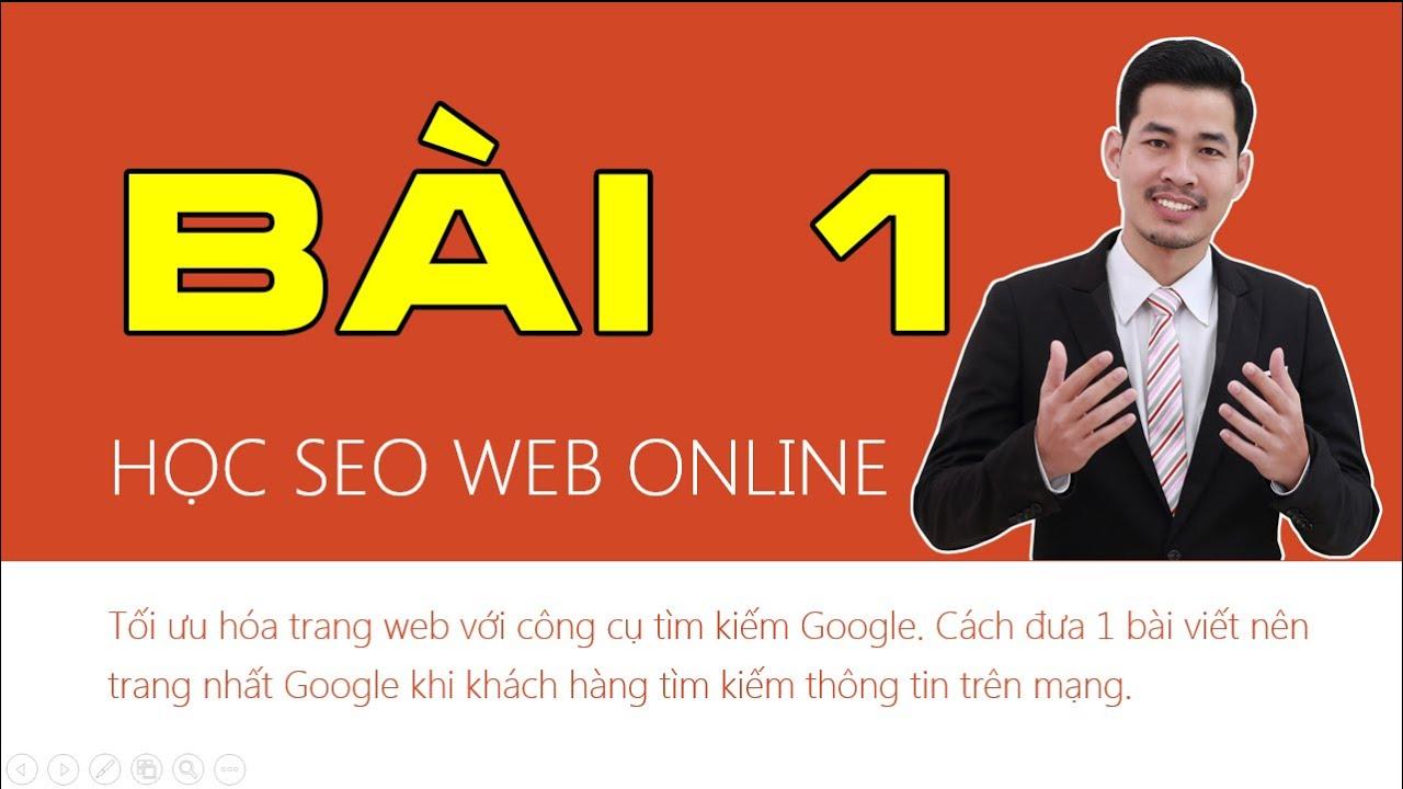 [ Marketing Online ] Học Marketing Online Cho người mới bắt đầu Bài 1