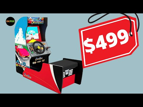 I Found Arcade1up Out Run In Store For $499!! from 19kfox