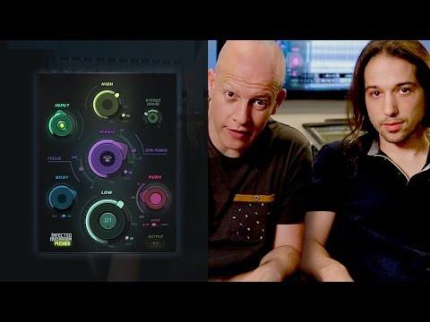 Infected Mushroom's Tips on Using Their Waves Pusher Plugin