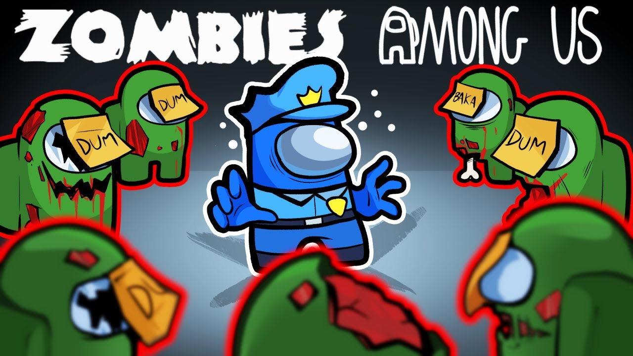 The Impostors Are Zombies Among Us Infected Mod Youtube