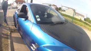 Mazda RX-8 échappement & bruit moteur - exhaust & motor sound