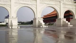 Taipei youbike Chiang kai shek Memorial