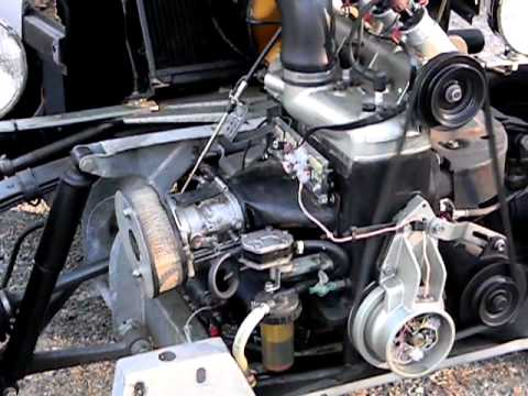 Auto union silver arrow replica on 1000s chassis dkw youtube for K and w motors