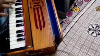 Shape of You Harmonium Cover with Notes & Karaoke   Single Reed Harmonium   Ed Sheeran