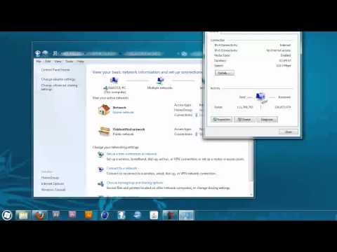 How To Fix Unidentified Network Windows