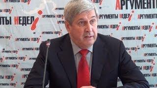 И.И. Мельников: 120 000 обманутых дольщиков