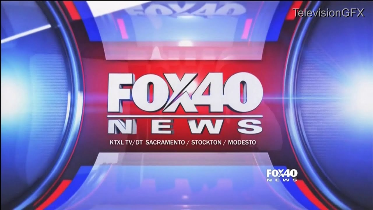 KTXL FOX 40 Opens and Graphics 2013